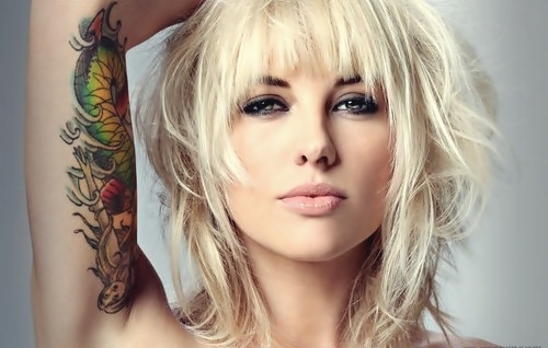 Get Platinum Blonde Hair